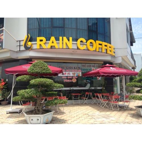 NHỮNG CƠ SỞ NHƯỢNG QUYỀN CỦA RAINCOFFEE