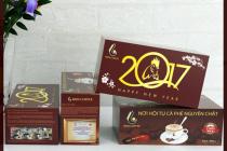 Cà phê tết 2017