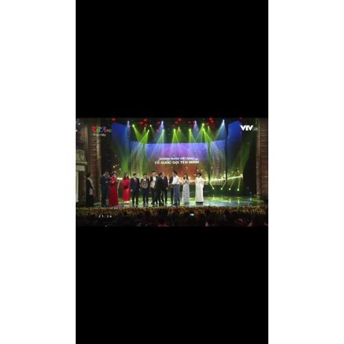 RAINCOFFE được vinh doanh trong chương trình tôn vinh Doanh nhân Việt Nam