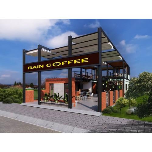 RAIN COFFEE KHAI TRƯƠNG CƠ SỞ NHƯỢNG QUYỀN TẠI HẢI DƯƠNG