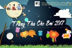 TRUNG THU CHO EM 2017 : CÂU CHUYỆN NHỎ - Ý NGHĨA LỚN